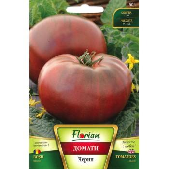 Рядък сорт Черни домати
