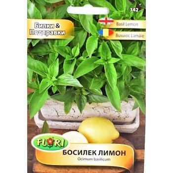 Босилек лимон / Ocimum basilicum