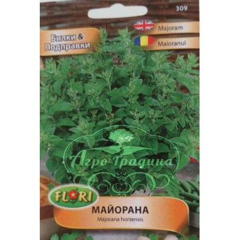 Майорана / Majorana hortensis