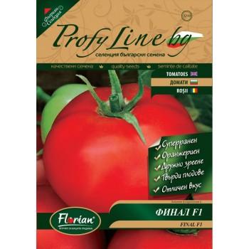 Възвръщане на Българският вкус домати - домат Финал (50бр.семена)