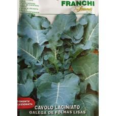 Кейл - португалско листно зеле с гладки листа