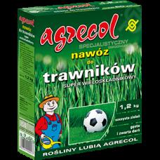 Agrecol - Тор за тревни площи - бърз килимен ефект - 1,2 кг.