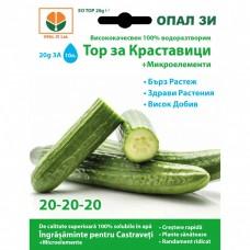 Тор за Краставици + микроелементи (20-20-20)