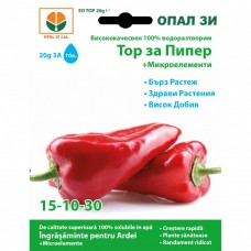 Тор за Пипер + микроелементи (15-10-30)