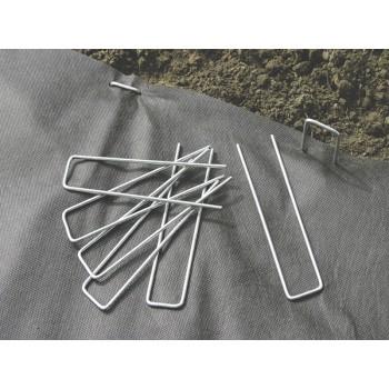Метални скоби за закрепване на покривала