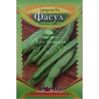 Фасул Маркони - зелен, плосък, увивен