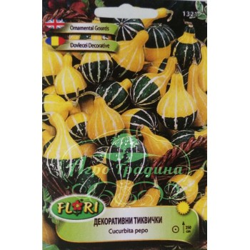 Декоративни тиквички / Cucurbita pepo