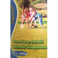 Тревна смес подходяща за Детски Игрища