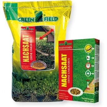 Тревна смес NACHSAAT (GF 320 Sportrasen) -  за допълнителен посев без прекопаване (капсулирани семена)