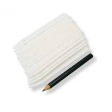 Табелка за маркиране с молив