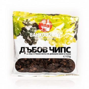 Дъбов чипс - български
