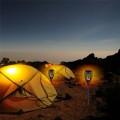 LED соларен фенер за градина KEIS 0.7W IP65 3000K