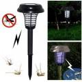 Соларна LED лампа против комари 2в1 1.2V